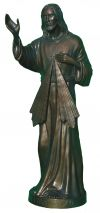 Divine Mercy Bronze Finish Statue | ShopMercy