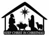 - NATIVITY STABLE CHRISTMAS AUTO MAGNET | ShopMercy