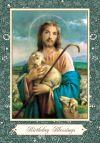 Shepherd Birthday Enrollment Card | ShopMercy