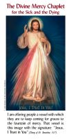 - DIVINE MERCY CHAPLET FOR THE SICK AND THE DYING | ShopMercy