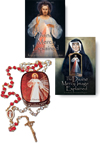 Divine Mercy Explained ,The Divine Mercy Image Explained & the Divine Mercy Rosary Gift Set | ShopMercy