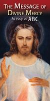PAMPHLETS/PRAYERCARDS - MESSAGE OF DIVINE MERCY | ShopMercy