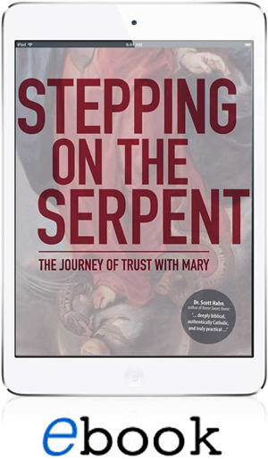 DIVINE MERCY - STEPPING ON THE SERPENT | ShopMercy