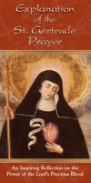 HOLY SOULS SODALITY - EXPLANATION OF THE ST. GERTRUDE PRAYER | ShopMercy