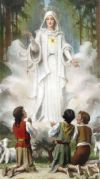 OTHER FATIMA ITEMS - OUR LADY OF FATIMA 10 X 18 CANVAS, GALLERY WRAP | ShopMercy