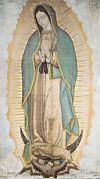 CLEARANCE - OUR LADY OF GUADALUPE POSTER - 10 X 17 | ShopMercy