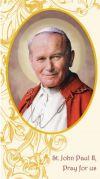 JPII - ST. JOHN PAUL II PRAYERCARD | ShopMercy