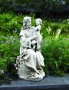 GARDEN - JESUS WITH CHILD GARDEN STATUE | ShopMercy