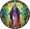 STICKERS/MAGNETS - OUR LADY OF GRACE STICKER | ShopMercy