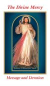 DIVINE MERCY - THE DIVINE MERCY MESSAGE AND DEVOTION | ShopMercy