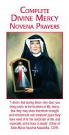 DIVINE MERCY - THE COMPLETE DIVINE MERCY NOVENA PRAYERS | ShopMercy