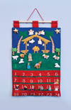 Nativity Fabric Advent Calendar | ShopMercy