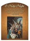 Nativity Magnet with Prayer card - O Holy Night | ShopMercy