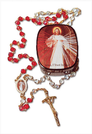 ROSARIES - DIVINE MERCY ROSARY GIFT SET | ShopMercy