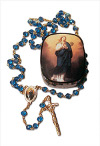 ROSARIES - MARY IMMACULATE BLUE ROSARY AND GIFT BOX | ShopMercy
