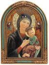 Perpetual Help Wall Plaque | ShopMercy
