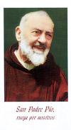Oración a San Padre Pío estampa | ShopMercy