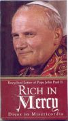 SAINT JOHN PAUL II - RICH IN MERCY | ShopMercy