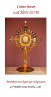 SPANISH - HOW TO MAKE A HOLY HOUR, SPANISH | ShopMercy