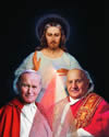 ALL - SOUVENIR OF JOHN PAUL II & JOHN XXIII | ShopMercy