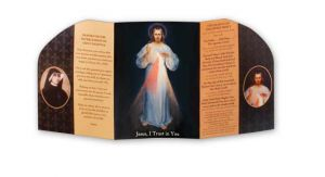 RELATED PRODUCTS -DIVINE MERCY TRI-FOLD CARD | ShopMercy