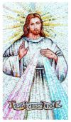DIVINE MERCY - TRUST HIM PRAYERCARD | ShopMercy