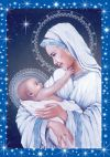 Mary and Child Christmas Card Set | ShopMercy