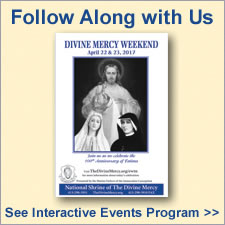 Follow Along with Us  See Interactive Events Program