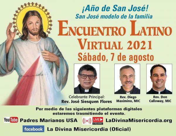 ¡Encuentro Latino virtual!