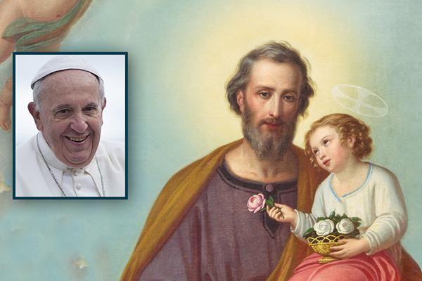 EL Papa Francisco declara el año de San José