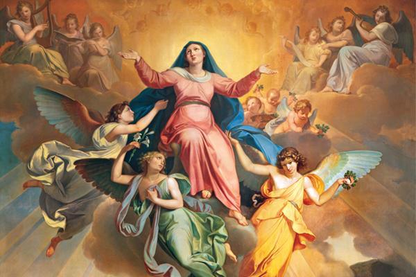 La Asunción de María Santísima