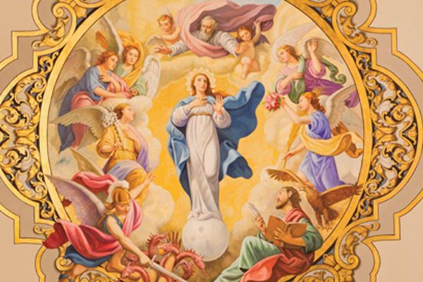 La Asunción de Maria
